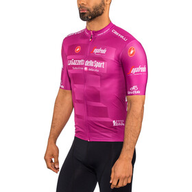 Castelli Giro d'Italia #102 Squadra SS Jersey Herren ciclamino